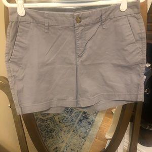 Grey old navy shorts size 4